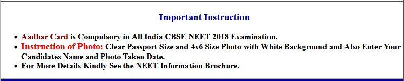 NEET Official Answer Key 2019