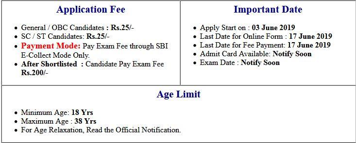 Bombay High Court Clerk Recruitment Online Form 2019