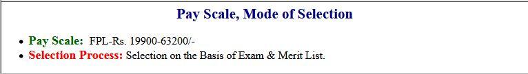 Haryana HSSC Gram Sachiv Online Form 2019 (Extended)