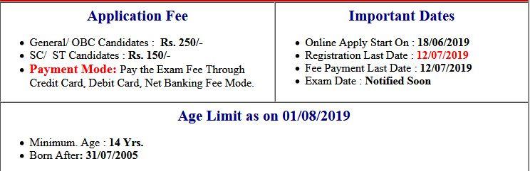 Uttar Pradesh ITI 2019 Admission