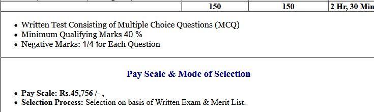 NITTTR Chandigarh Teacher (TGT) Answer Key 2019