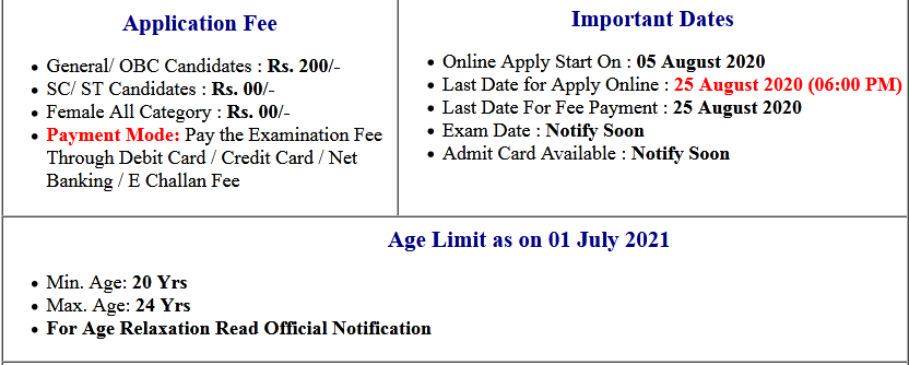 UPSC Combined Defence Service (CDS) II Admit Card 2020