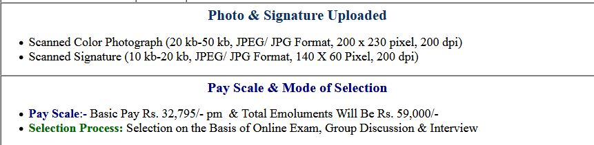 General Insurance GIC Officer Scale-I Admit Card 2019