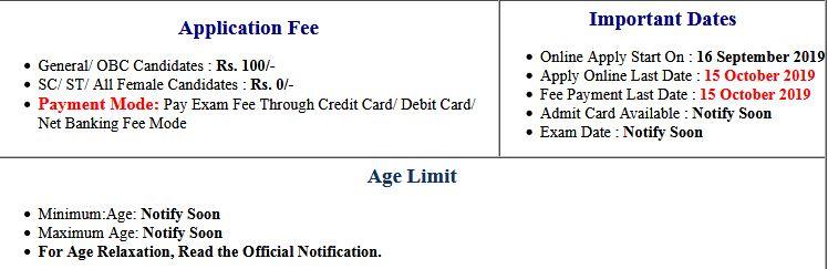 DSSSB Delhi Assistant Teacher Admit Card 2019