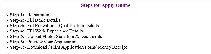 Bihar BCECE-LE Admission Online Form 2020