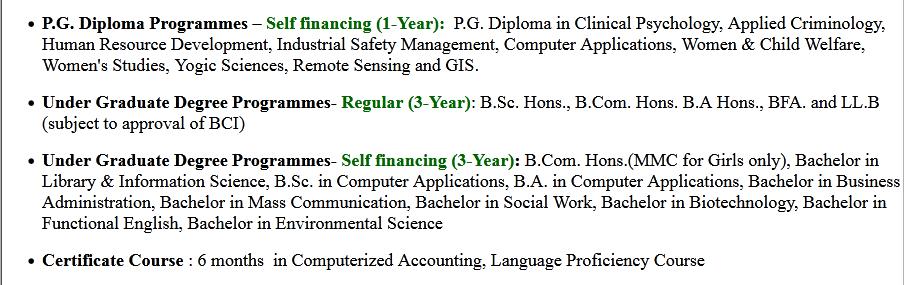 Patna University UG / PG Admission Online Form 2020