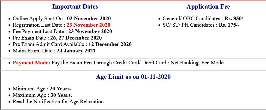 IBPS CRP Clerk X Pre Admit Card 2020
