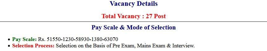 Patna HC District Judge 2020 Exam admit card  Date