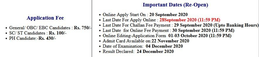 Bihar ITI-CAT 2020 Mop-up Counselling Re-Revised Exam Result 2021