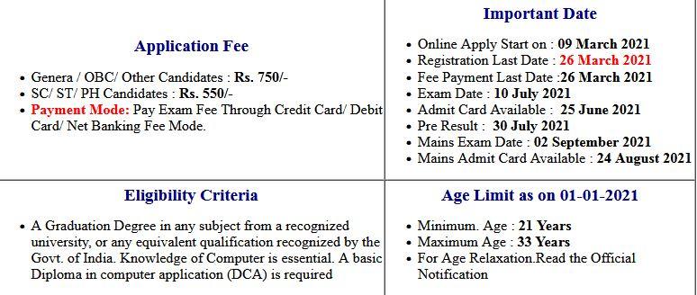 Bihar Co-operative Bank Assistant Mains Exam Admit Card 2021