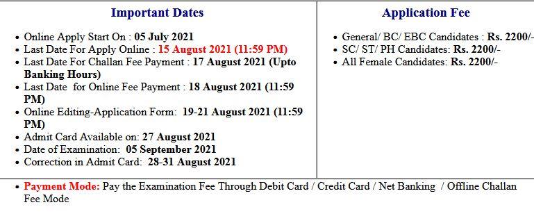 Bihar Diploma DECE (LE) Entrance Exam Admit Card 2021