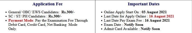 HURL Non Executive Various Post Application Form 2021