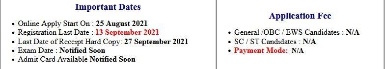NPCIL Trade Apprentice Application Form 2021