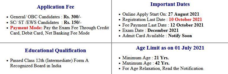 UKSSSC Uttarakhand Driver Application Form 2021