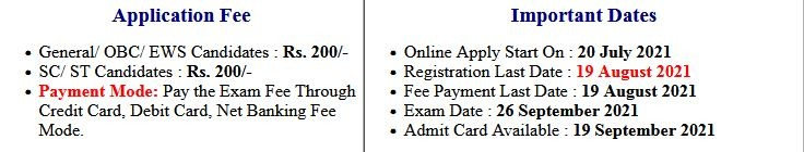 Join Territorial Army Officer Exam Admit Card 2021
