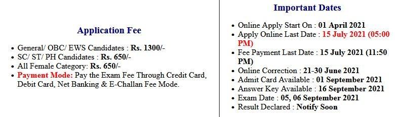 Answer Key NTA UPCET 2021